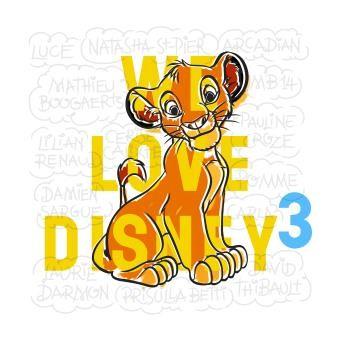 """Afficher """"We love Disney 3"""""""