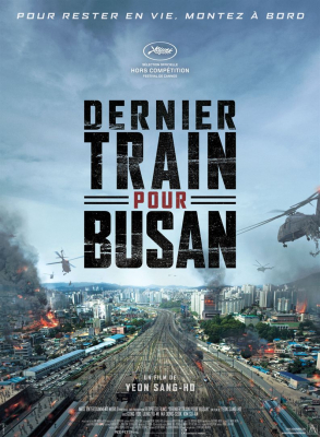 vignette de 'Dernier train pour Busan (Sang-ho Yeon)'