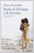 """Afficher """"L'amica géniale n° 3 Storia di chi fugge e di chi resta"""""""