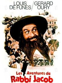 "Afficher ""Aventures de Rabbi Jacob (Les)"""