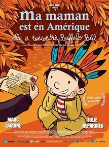 vignette de 'Ma maman est en Amérique, elle a rencontré Buffalo Bill (Marc Boréal)'