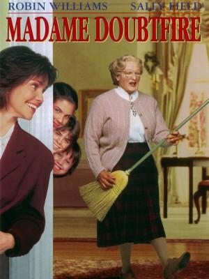 """Afficher """"Madame Doubtfire"""""""
