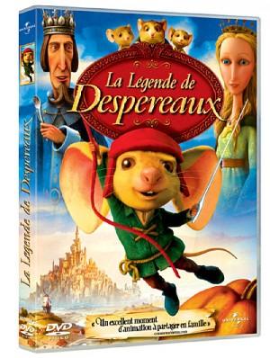 """Afficher """"La Légende de Despereaux"""""""