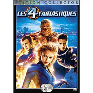 vignette de 'Les 4 Fantastiques n° 1<br /> Les 4 fantastiques (Tim Story)'