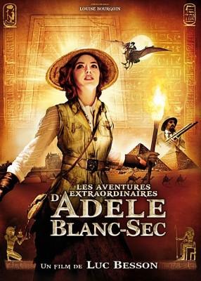 """Afficher """"Les aventures extraordinaires d'Adèle Blanc-Sec"""""""