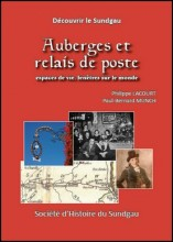 vignette de 'Auberges et relais de poste (Bernard Lacourt)'