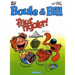 """Afficher """"Album de Boule & Bill n° 23Album de Boule & Bill. n° 23Faut rigoler !"""""""