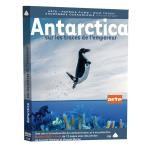 vignette de 'Antarctica - Sur les traces de l'empereur (Jérôme Bouvier)'