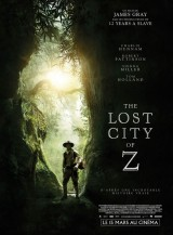 "Afficher ""The Lost city of Z"""