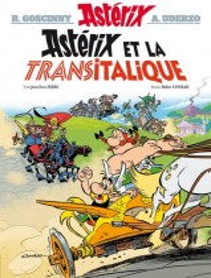 "Afficher ""Astérix n° 37<br /> Astérix et la Transitalique"""