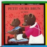 """Afficher """"Petit ours brun se lave"""""""