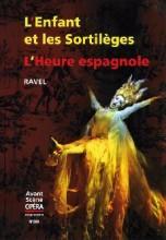 """Afficher """"LIVRET : Opéra : L'Enfant et les Sortilèges-L'heure espagnole-L'Avant Scène Opéra"""""""