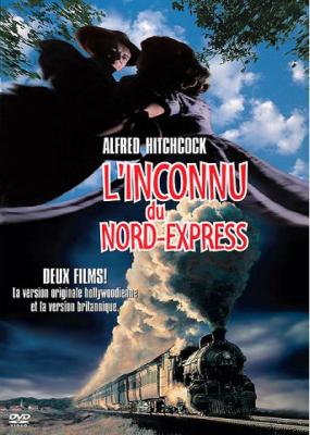 vignette de 'l'Inconnu du Nord-Express (Alfred Hitchcock)'