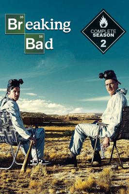 "Afficher ""Breaking Bad n° 2<br /> Breaking bad - Saison 2"""