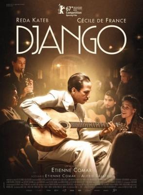 vignette de 'Django (Etienne Comar)'