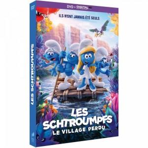 """Afficher """"Schtroumpfs n° 2 Schtroumpfs et le village perdu (Les)"""""""