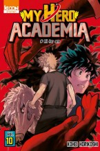 """Afficher """"My hero academia n° 10 All for one"""""""