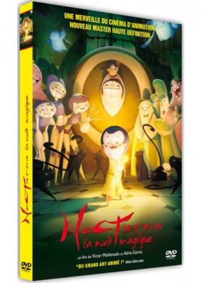 vignette de 'Nocturna, la nuit magique DVD (Victor Maldonado)'