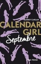 """Afficher """"Calendar Girl n° 9 Septembre"""""""