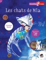 """Afficher """"Les chats de Mia"""""""