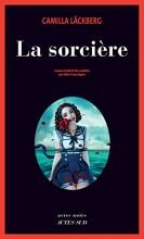 """Afficher """"Les Aventures d'Erica Falck n° 10 La sorcière"""""""