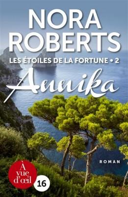 Couverture de Les Etoiles de la fortune n° 2 : Large vision : Annika