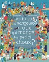 """Afficher """"As-tu vu le kangourou roux qui mange des petits choux ?"""""""