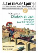 """Afficher """"Les Rues de Lyon n° 14 Histoire de Lyon en 10 pages (L')"""""""