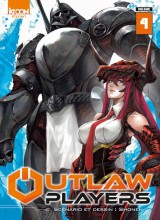 "Afficher ""Outlaw players n° 4<br /> Outlaw players (tome 4)"""