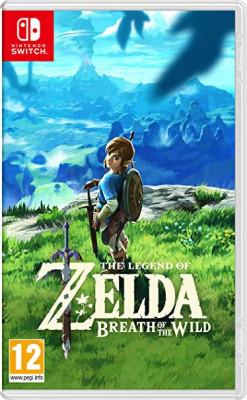 "Afficher ""The Legend of Zelda<br /> Breath of the wild"""
