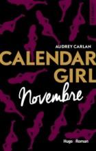 "Afficher ""Calendar Girl n° 11 Novembre"""