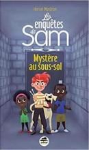 """Afficher """"Les enquêtes de Sam n° 4<br /> Les enquêtes de Sam - Mystère au sous-sol"""""""