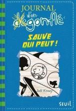 """Afficher """"Journal d'un dégonflé n° 12<br /> Sauve qui peut !"""""""