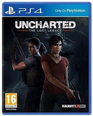 "Afficher ""Uncharted n° 5<br /> The Lost Legacy"""
