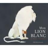 vignette de 'Mon lion blanc (Jim Helmore)'