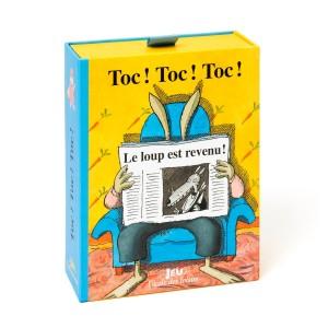 """Afficher """"Toc ! Toc ! Toc !"""""""