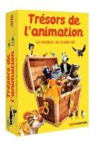 """Afficher """"Trésors de l'animation : le meilleur du Studio AB n° EDV 236<br /> Munk, Lemmy et Cie ; Les novuelles aventures de Munk, Lemmy et Cie"""""""