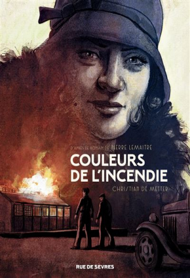 vignette de 'Au revoir là-haut n° 2<br /> Couleurs de l'incendie (Pierre Lemaitre)'