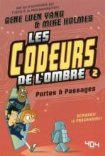"""Afficher """"Les Codeurs de l'ombre n°  2<br /> Portes & passages"""""""