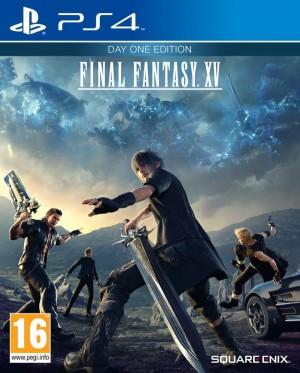 "Afficher ""Final Fantasy n° XV Final Fantasy XV"""