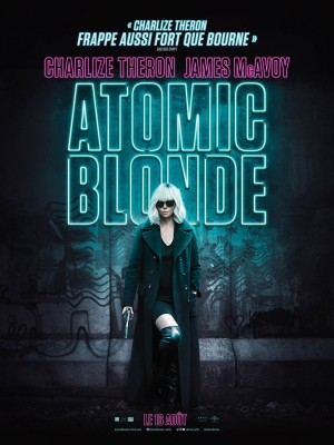 "Afficher ""Atomic blonde"""