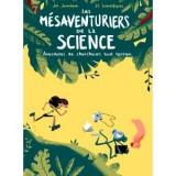 vignette de 'Les mésaventuriers de la science (Nathalie Dalla Corte)'