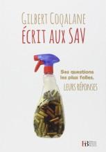 """Afficher """"Gilbert Coqalane écrit aux SAV"""""""