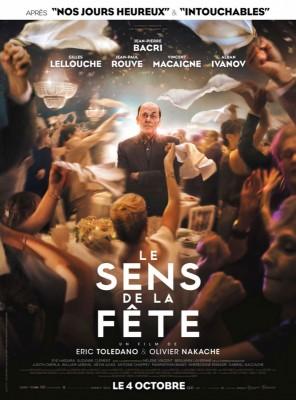 vignette de 'Sens de la fête (Le) (Olivier Nakache)'