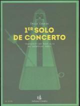 """Afficher """"1er solo de concerto"""""""