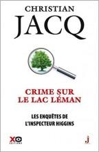 vignette de 'Les enquêtes de l'inspecteur Higgins<br /> Crime sur le lac Léman (Christian Jacq)'