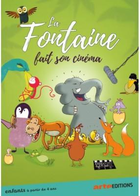 vignette de 'La Fontaine fait son cinéma (Jean de La Fontaine)'