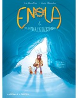 """Afficher """"Enola & les animaux extraordinaires n° 4 Le Yéti qui avait perdu l'appétit"""""""