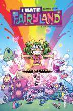 vignette de 'I hate Fairyland n° 3<br /> La ballade de l'amère sucette (Skottie Young)'
