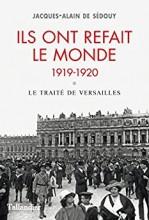 """Afficher """"Ils ont refait le monde, 1919-1920"""""""